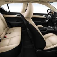 2014 Lexus CT 200h facelift revealed