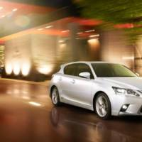 2014 Lexus CT 200h facelift revealed