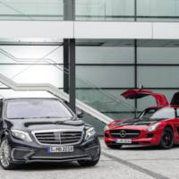 2014 Mercedes-Benz SLS AMG GT Final Edition revealed