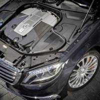2014 Mercedes S65 AMG unveiled