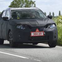 2014 Nissan Qashqai 2 - Official spy pictures