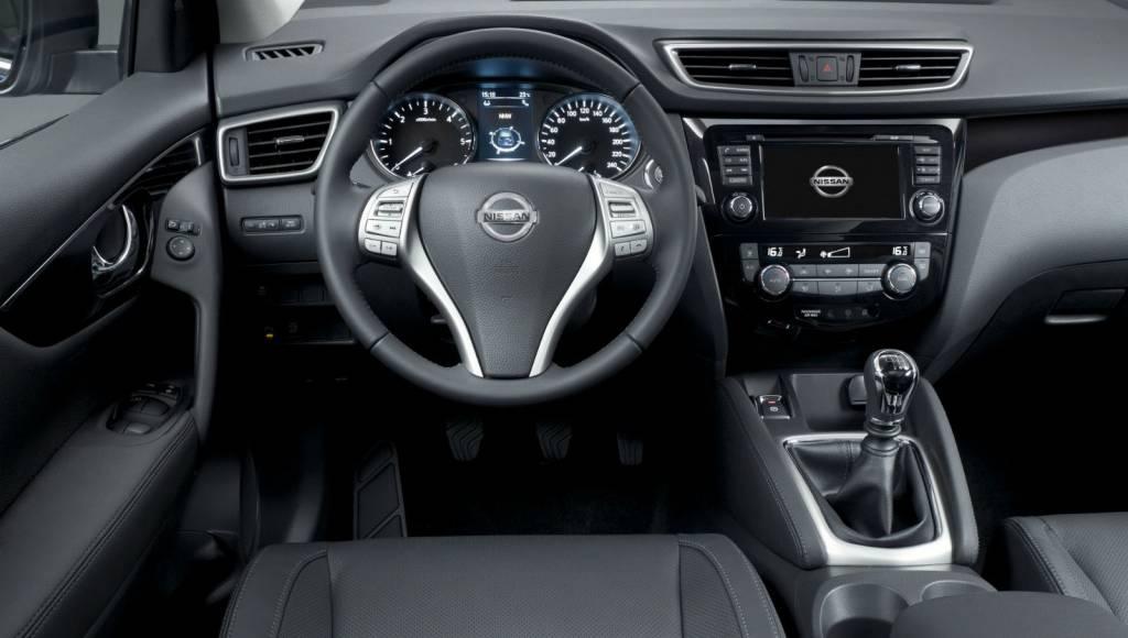 2014 Nissan Qashqai launched
