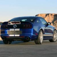 2014 Shelby GT introduced