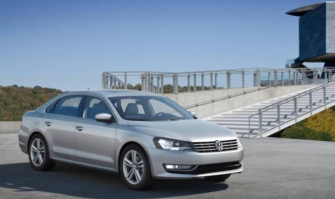 2014 Volkswagen Passat 1.8 TSI US price