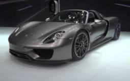 2014 Porsche 918 Spyder Review