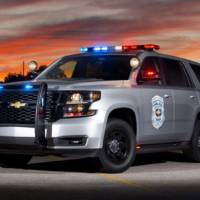 2015 Chevrolet Tahoe PPV police vehicle