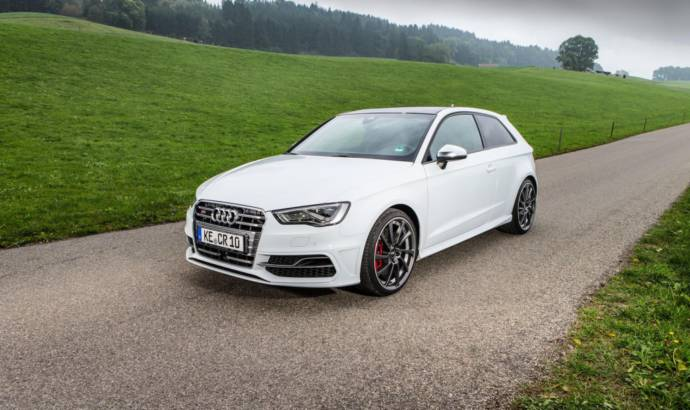 ABT Audi S3 tuning kit
