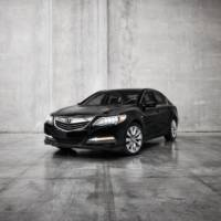 Acura RLX Sport Hybrid SH-AWD debut announced