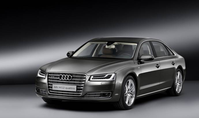 Audi A8L W12 Exclusive Concept