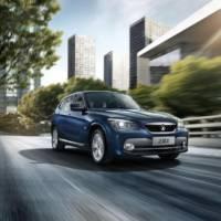 BMW X1 Zinoro 1E electric vehicle unveiled