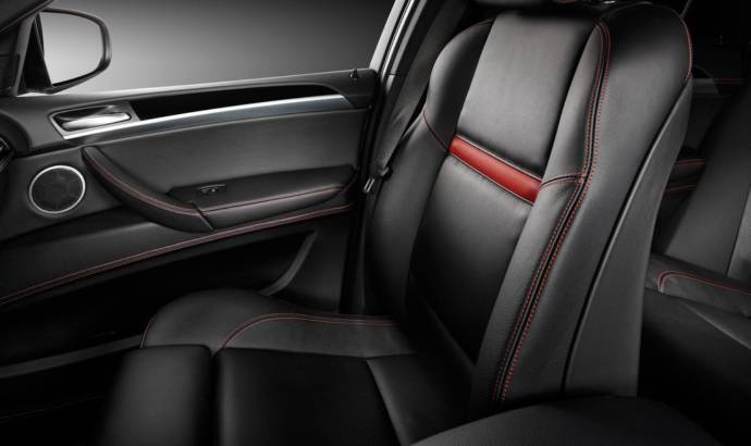 BMW X6 M Design Edition launched