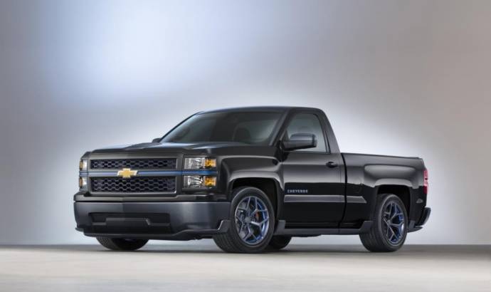 Chevrolet Silverado Cheyenne introduced