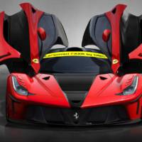 DMC Ferrari LaFerrari tuning kit