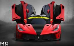 DMC Ferrari LaFerrari tuning kit