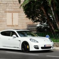 Gemballa Porsche Panamera ready for Essen