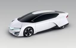 Honda FCEV Concept revealed