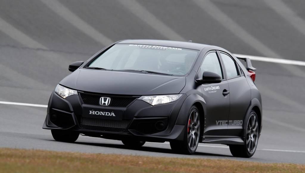 Honda VTEC Turbo new range of engines: 1.0, 1.5 and 2.0 liter