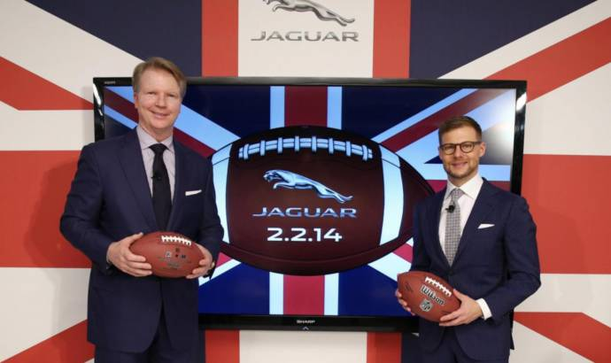 Jaguar F-Type Coupe to feature commercial during 2014 Super Bowl
