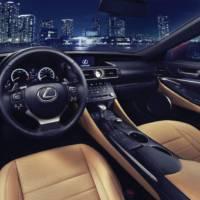 Lexus RC Coupe unveiled