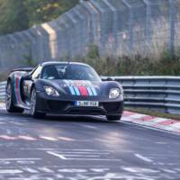 Porsche 918 Spyder updated