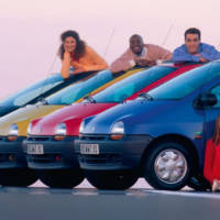Renault Twingo turns 20 years old