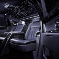 Rolls Royce Celestial Phantom Edition unveiled
