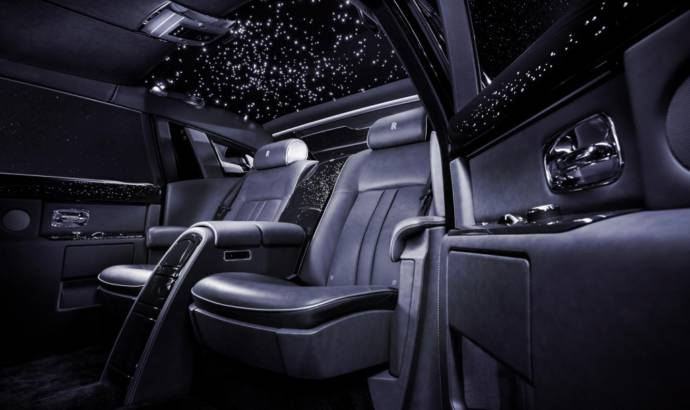 Rolls Royce Celestial Phantom Edition unveiled