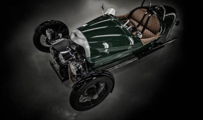 The 2014 Morgan 3 Wheeler is here