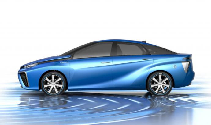 Toyota FCV Concept unveiled