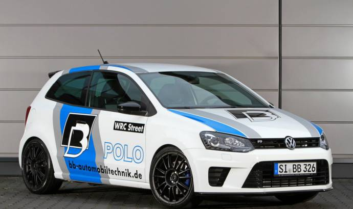 Volkswagen Polo R WRC Street by B&B
