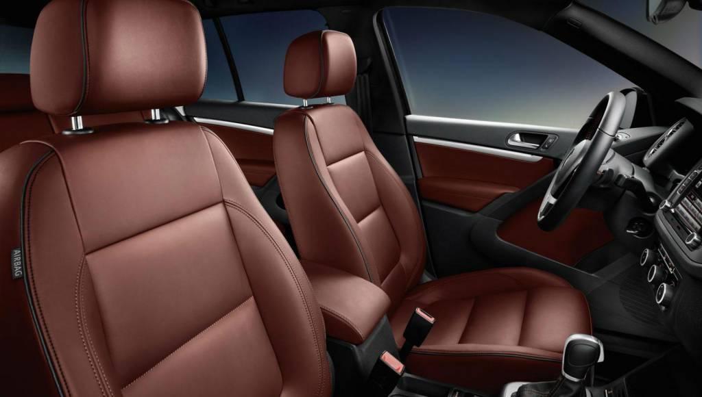 Volkswagen Tiguan Exclusive Edition introduced