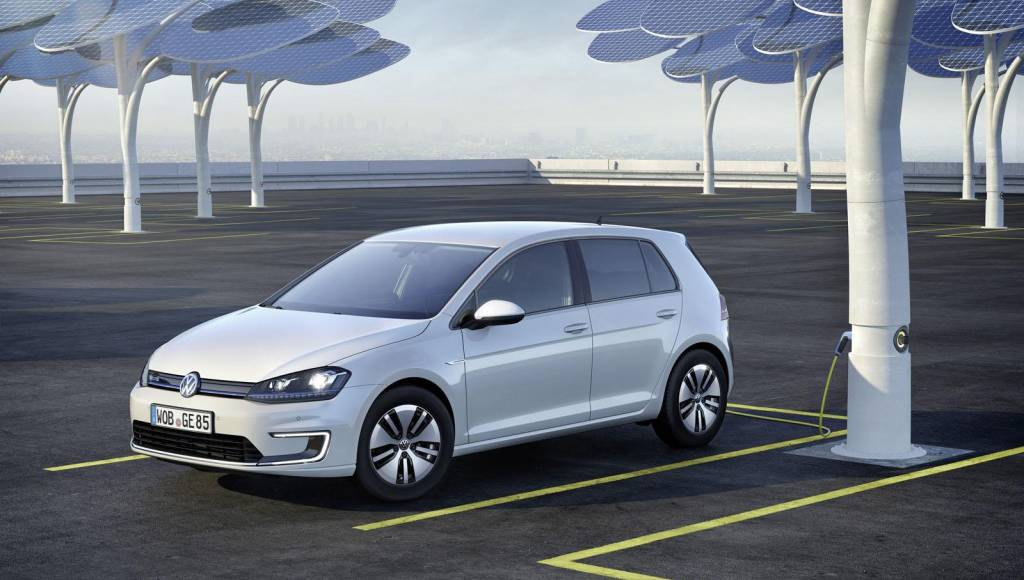 Volkswagen e-Golf to debut at LA Motor Show
