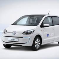 Volkswagen e-up! UK pricing