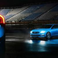 Volvo S60 and V60 Polestar unveiled