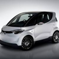 Yamaha Motiv.E city car developed with Gordon Murray