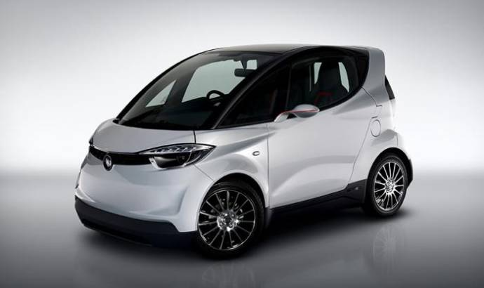 Yamaha Motiv.E city car developed with Gordon Murray