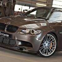 2013 BMW M3 Hurricane RS modified by G-Power