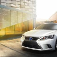 2014 Lexus CT200h facelift unveiled