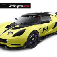 2014 Lotus Elise S Cup R unveiled