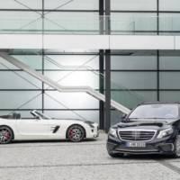 2014 Mercedes-Benz SLS AMG GT Final Edition revealed