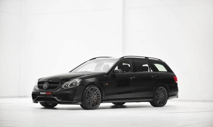 2014 Mercedes E63 AMG Wagon modified by Brabus
