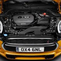 2014 Mini hatchback officially revealed