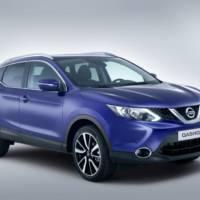 2014 Nissan Qashqai UK prices