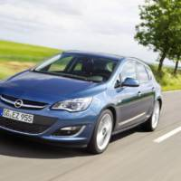 2014 Opel Astra revealed with new engine