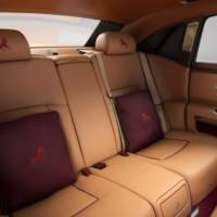 2014 Rolls-Royce Ghost Majestic Horse Edition unveiled