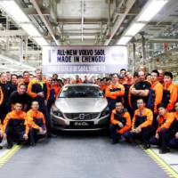 2014 Volvo S60L unveiled in China