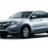 Honda Vezel small SUV unveiled