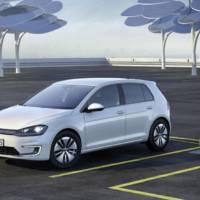 Volkswagen e-Golf to debut at LA Motor Show