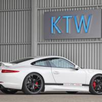 2013 Porsche 911 Carrera S by TechArt and KTW Tuning