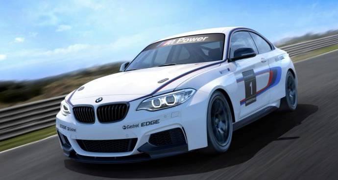 2014 BMW M235i Racing - Full technical details revealed